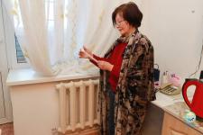 В квартиру заслуженного павлодарского педагога вернули тепло
