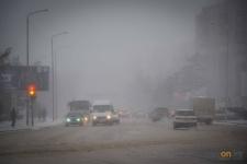 Штормовая погода в Павлодаре может сохраниться до утра 12 января