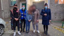 12-летняя девочка в Экибастузе сбежала из дома, потому что мама не позволила ей покрасить волосы