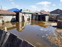 Для спасения жителей Второго Павлодара от подтопления в микрорайоне будут строить хозбытовую канализацию