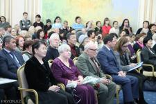Наум Шафер отпраздновал 85-летний юбилей