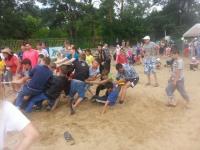 50 детей с ограниченными возможностями из Павлодарской области отдохнули на Голубом заливе