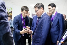 Виртуальный игрок отказался от шахматной партии с министром цифрового развития, инноваций и аэрокосмической промышленности РК