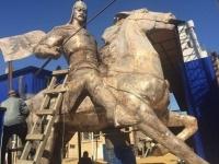 Памятник Малайсары батыру скоро прибудет в Павлодар