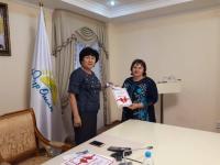 Павлодарские нуротановцы помогают собирать детей в школу