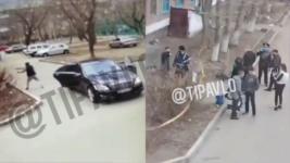 Устроившего стрельбу возле многоэтажки осудили в Павлодаре