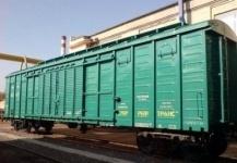 Новые казахстанские вагоны