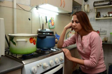 Об очередном отключении горячей воды в Павлодаре предупредили коммунальщики