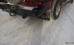 53 машины в Павлодарской области не пропустили через блокпосты из-за отсутствия зимней резины