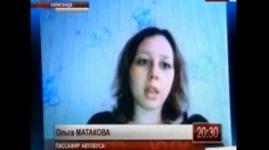 В Караганде разразился скандал из-за нахамившего пассажирам водителя