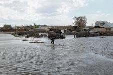 В павлодарском акимате назвали районы с большой угрозой подтопления