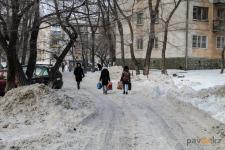 В результате субботника в Павлодаре очистили проезды 796 жилых домов
