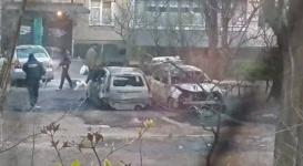 Десять авто в Киеве сгорели за ночь
