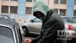 43 автоугона и кражи совершили два павлодарских подростка