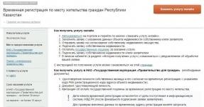 Онлайн регистрация в Казахстане уже доступна