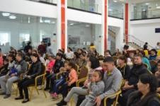 День Семьи в Центре обслуживания молодежи