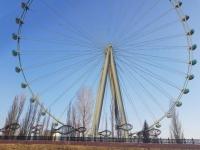 В этом году на центральной набережной установят колесо обозрения