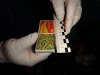 Павлодарские полицейские задержали белоруса, который прятал марихуану в спичечных коробках