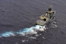 В районе поисков пропавшего «Боинга» нашли масляное пятно
