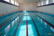 В Павлодаре открыли плавательный бассейн при Дворце школьников