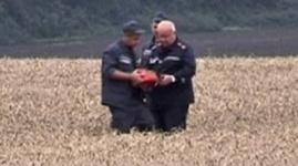 """Повстанцы передали """"черные ящики"""" Boeing экспертам из Малайзии"""
