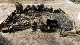Павлодарские поисковики ищут родственников фронтовиков, погибших в годы войны в Калмыкии