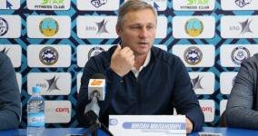 """В павлодарском футбольном клубе """"Ertis"""" новый главный тренер"""