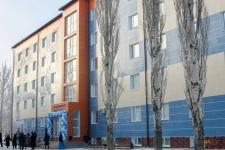 У павлодарского монтажного колледжа появилось свое общежитие