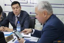 Аким Павлодара показал свою переписку с горожанами в Инстаграм