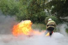 В Павлодаре прошли областные соревнования по пожарно-спасательному спорту
