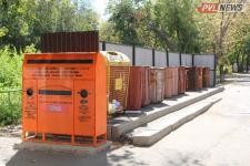 В Павлодаре планируют заменить мусорные баки на евроконтейнеры