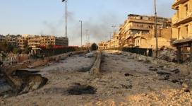 Армия Сирии вошла в восточную часть Алеппо