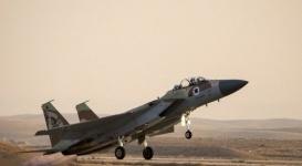 ВВС Израиля нанесли удар по окрестностям Дамаска