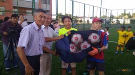 Реконструированные малые спортобъекты запустили в Павлодаре