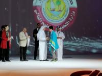 Павлодарские школьники привезли из Катара серебряные награды