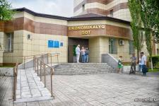 В Павлодаре начались судебные слушанья по делу о скандальном строительстве банка в сквере
