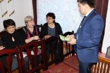 В Экибастузе воспитанникам детского дома презентовали Портал электронного правительства