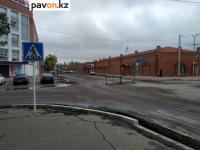 Капитальный ремонт асфальта на улице Астана в Павлодаре завершат к концу октября?