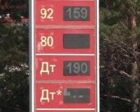 Павлодарские водители шокированы ценами на солярку