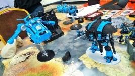 Турнир по настольной игре Warhammer проходит в Павлодаре