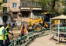 В Павлодаре осталось отремонтировать 121 двор