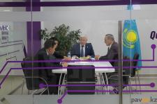 Вопрос об арендных квартирах подняла на встрече с акимом города павлодарская предпринимательница