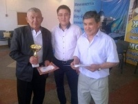 Турнир по шахматам прошел в Павлодаре