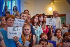 Общественные слушания в Павлодаре по заводу СОЗ  - фото