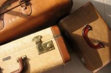 В римском аэропорту распродают забытые чемоданы