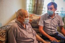 В Павлодаре инвалид рассказал, как ему помогли в отделе занятости и соцпрограмм