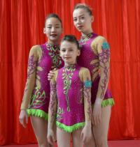 Павлодарская школьница стала мастером спорта Казахстана по спортивной акробатике