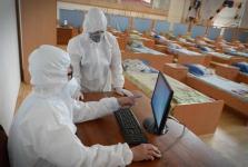 "Из триаж-центра во дворце спорта ""Баянтау"" 1 августа выписали последних пациентов"