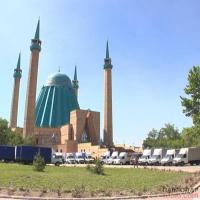 Павлодарцы собрали гуманитарную помощь жителям Туркестанской области