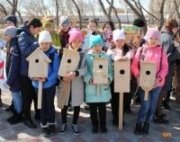 Более двухсот школьников приняли участие в традиционной весенней акцииАО «Алюминий Казахстана»